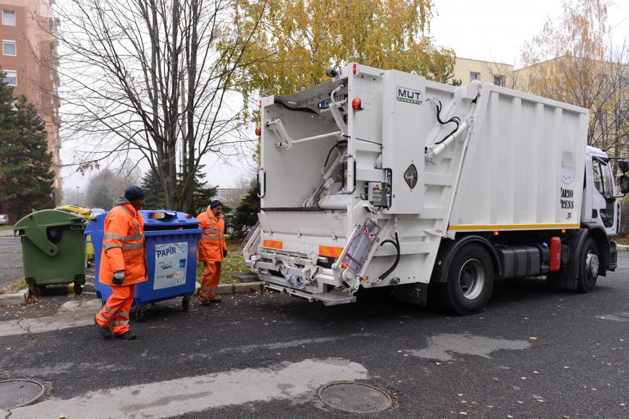 Miért nincs január elsején hulladékszállítás?