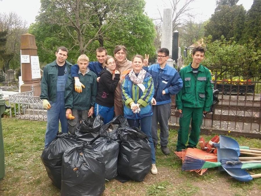 Példás együttműködés a fiatalokért, a parkjainkért