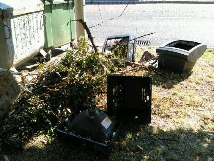 Szélmalomharc az illegális hulladékkal