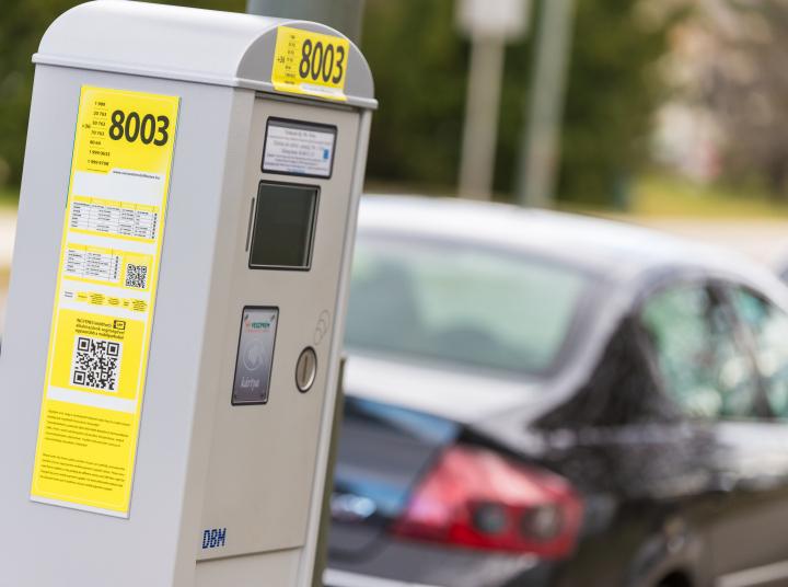 Megváltozott a parkolás rendje Városunkban is