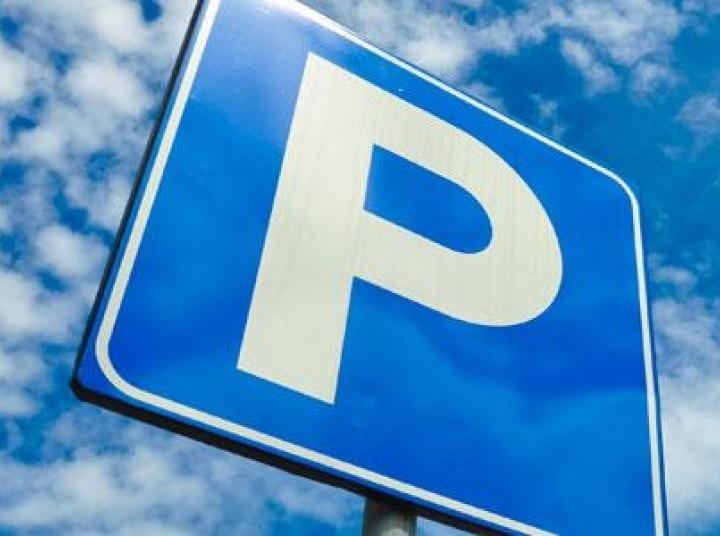 Tájékoztató parkolólezárásról