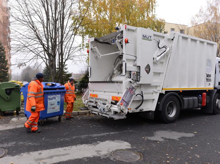 Nem lesz hulladékszállítás január 1-én!