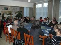 Komposztálási projekt - Előadások - 2009. március