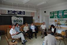 Komposztálási projekt - Előadások - 2009. május