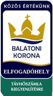 Balatoni Korona elfogadóhely